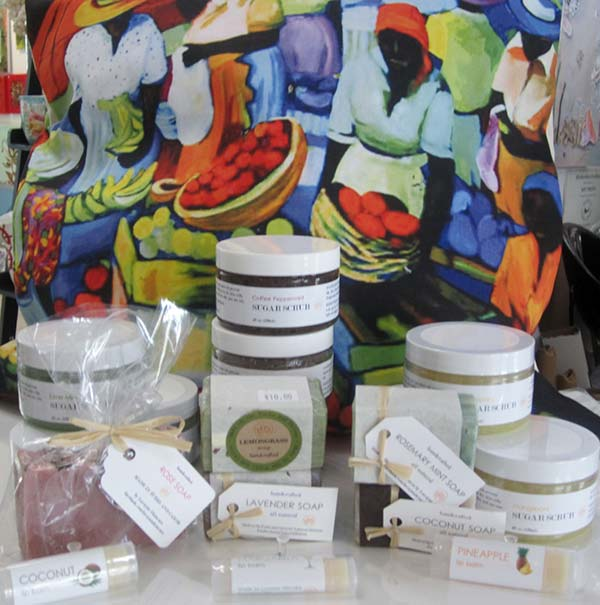 Hand made Products of Turks and Caicos